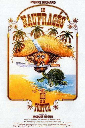 The Castaways of Turtle Island Poster