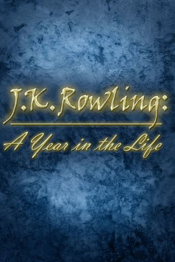 J.K. Rowling: A Year in the Life Poster