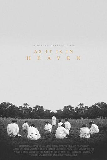 As It Is in Heaven Poster