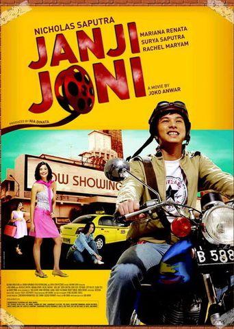 Joni's Promise Poster