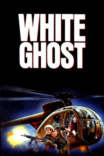 White Ghost Poster