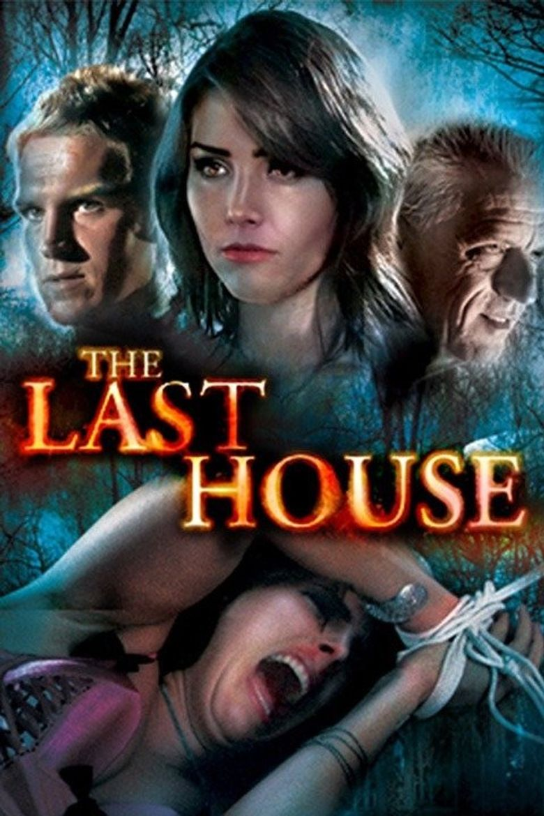 The Last House Poster
