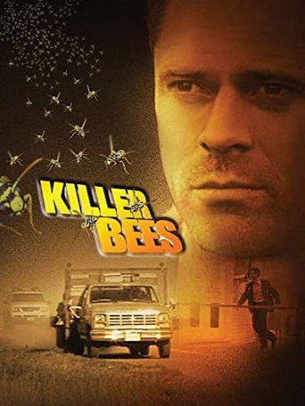 Killer Bees! Poster