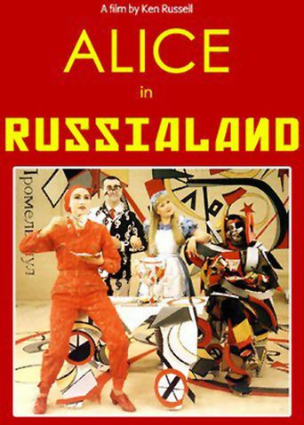 Alice in Russialand Poster