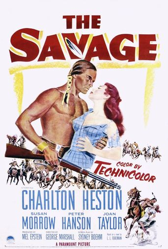 The Savage Poster
