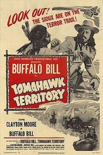 Buffalo Bill in Tomahawk Territory Poster