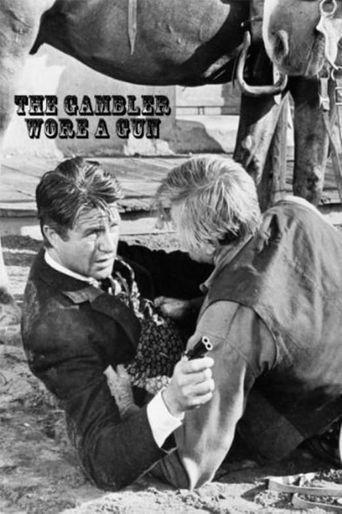 The Gambler Wore a Gun Poster