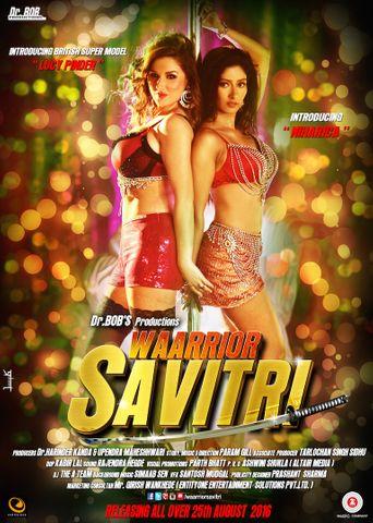 Warrior Savitri Poster