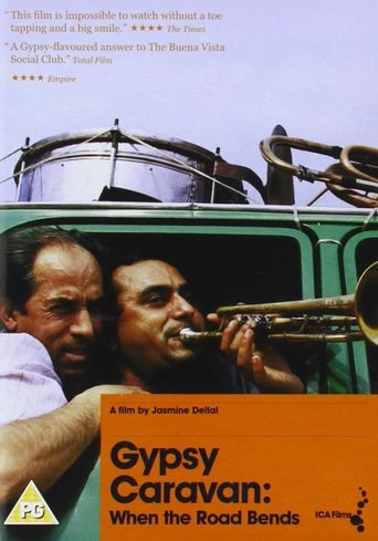When the Road Bends: Tales of a Gypsy Caravan Poster