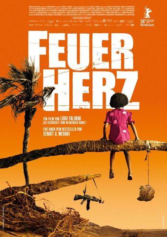 Feuerherz - Die Reise der jungen Awet Poster