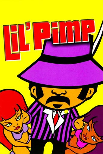 Lil' Pimp Poster