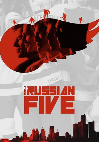 The Russian Five Poster