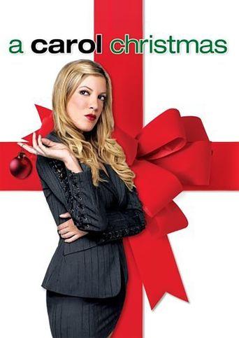 A Carol Christmas Poster
