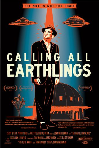 Calling All Earthlings Poster