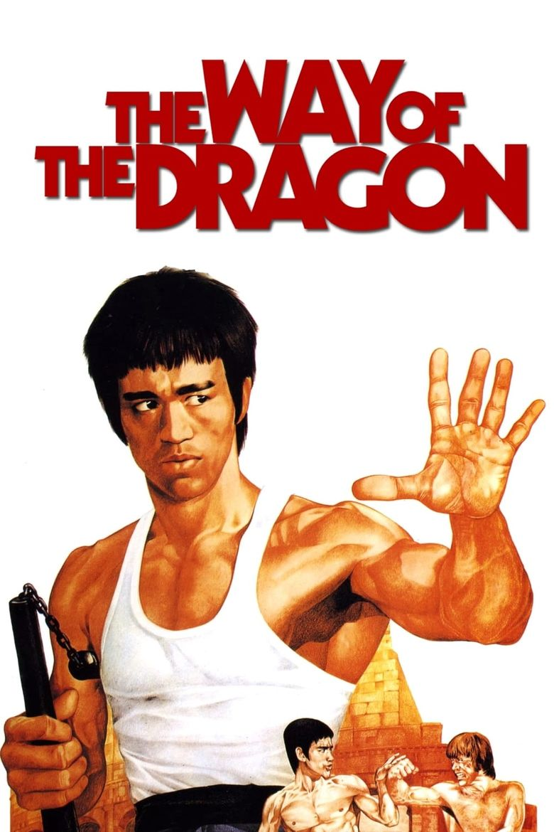 The Way of the Dragon Poster