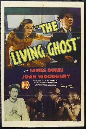 Watch The Living Ghost