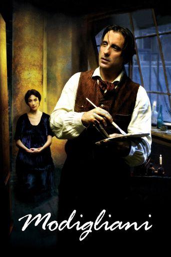 Modigliani Poster