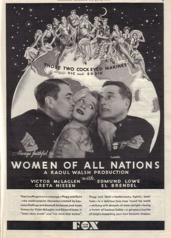 Women of All Nations Poster