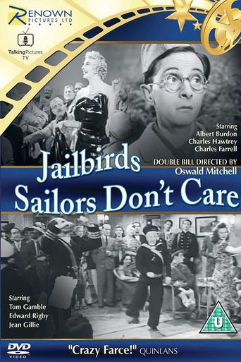 Sailors Don't Care Poster