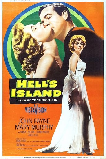 Hell's Island Poster