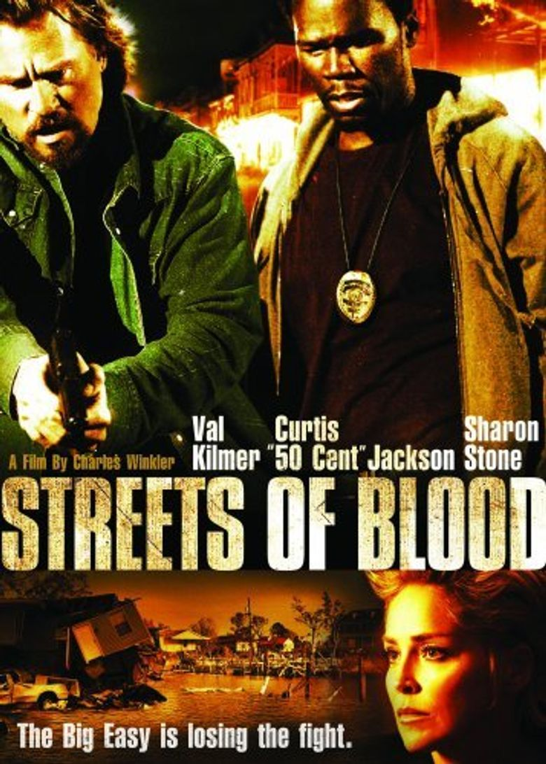 Streets of Blood Poster