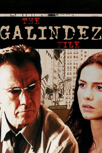 The Galíndez File Poster