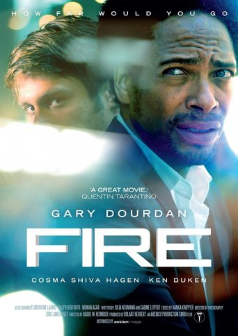 Fire! Poster