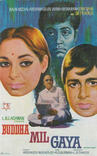 Buddha Mil Gaya Poster