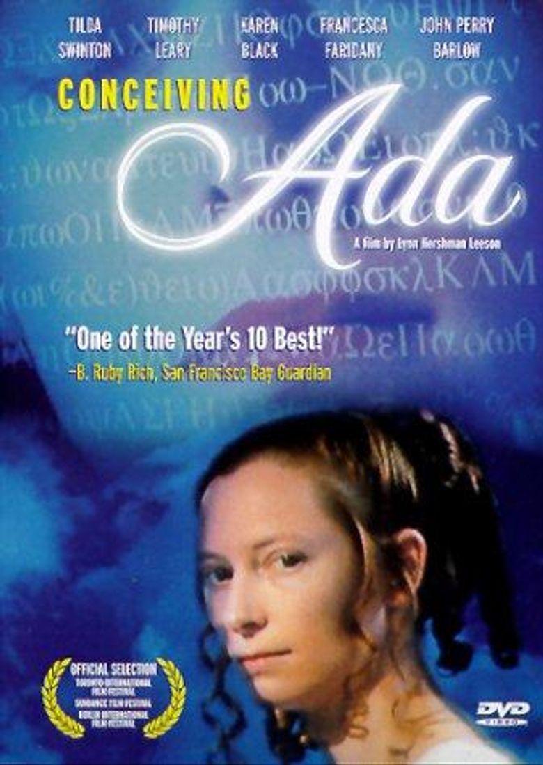 Conceiving Ada Poster
