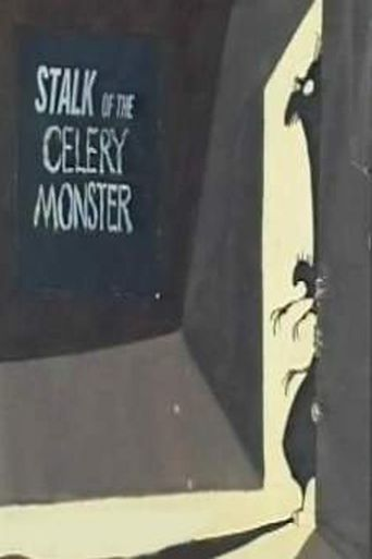 Stalk of the Celery Monster Poster