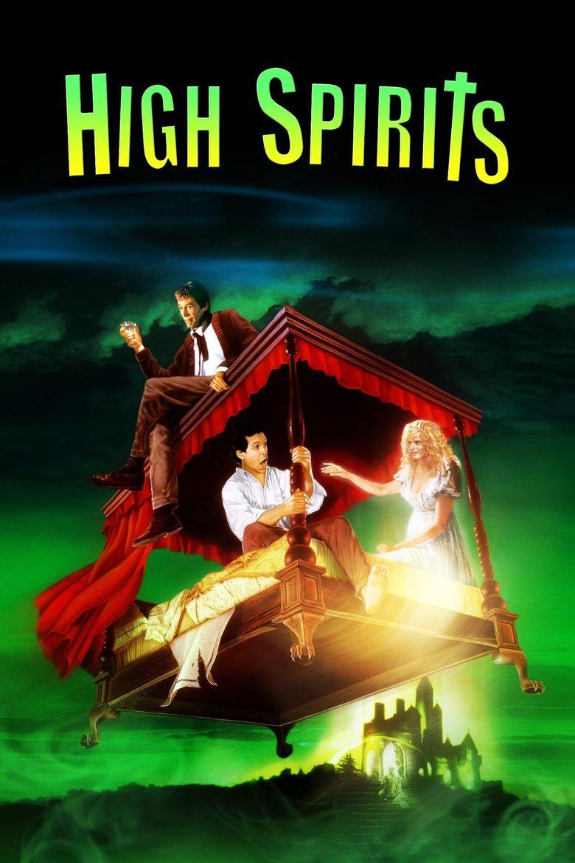 High Spirits Poster