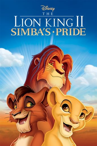 Watch The Lion King 2: Simba's Pride