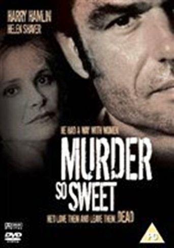 Murder So Sweet Poster