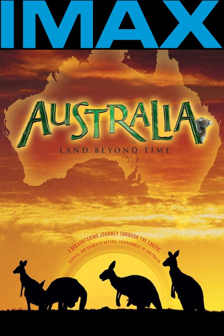 Australia: Land Beyond Time Poster