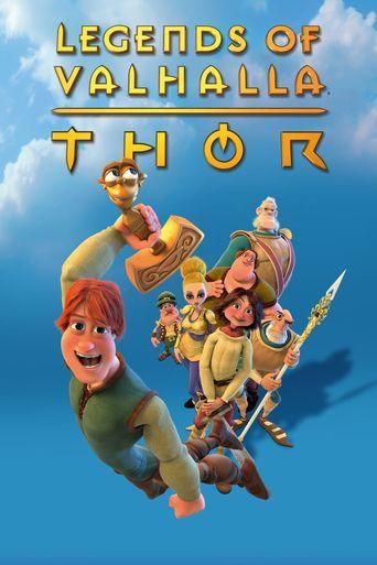 Legends of Valhalla: Thor Poster