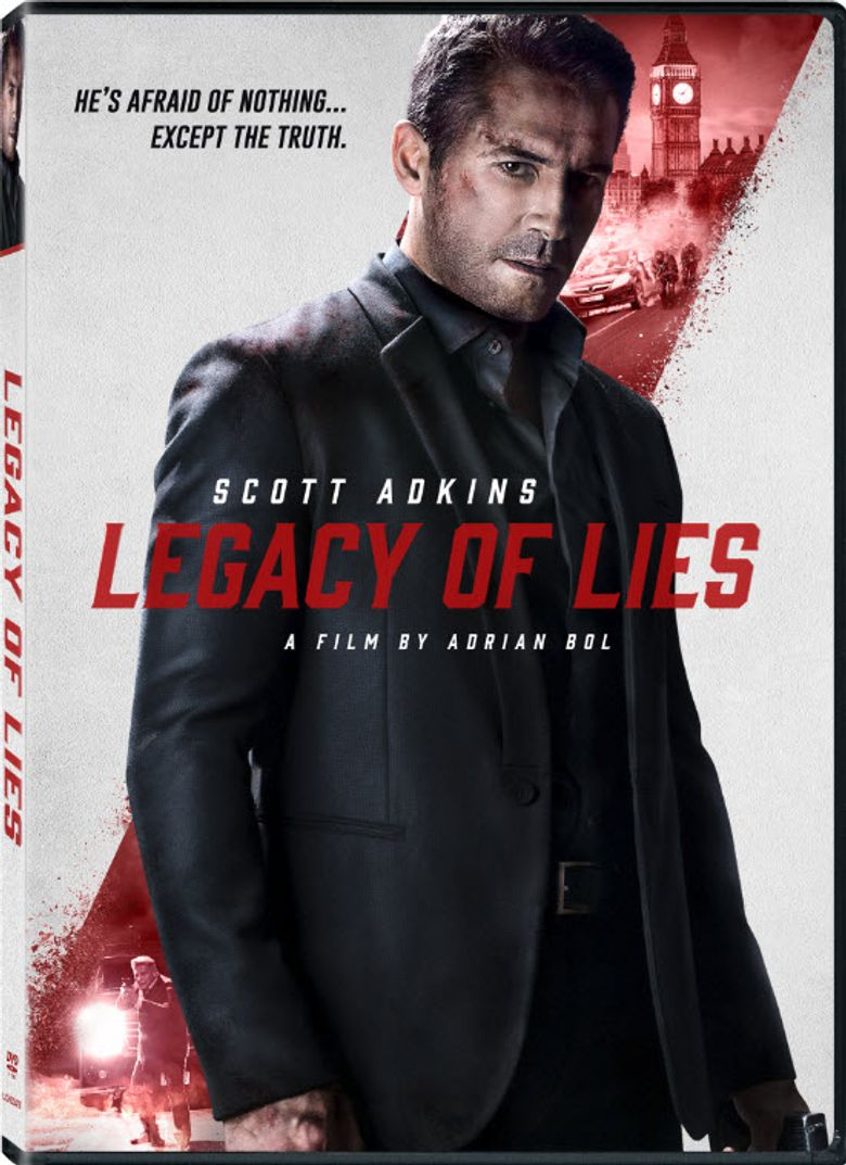 Legacy of Lies Poster