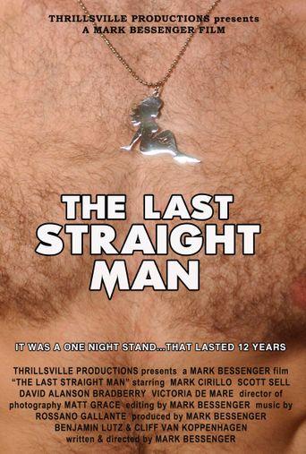 The Last Straight Man Poster