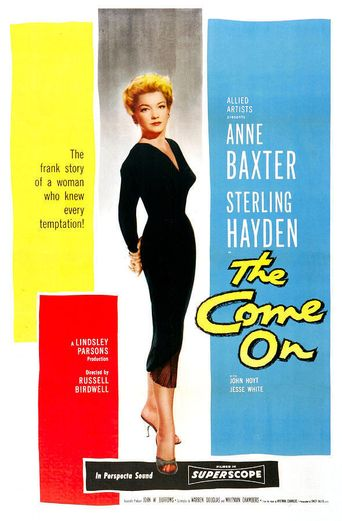 The Come On Poster