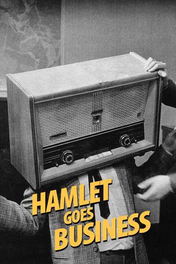 Hamlet Goes Business Poster