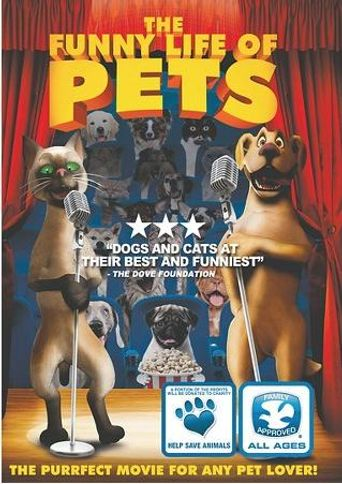 The Funny Life of Pets Poster