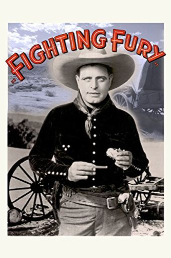 Fighting Fury Poster