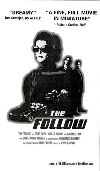 The Hire: The Follow Poster