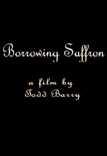 Borrowing Saffron Poster