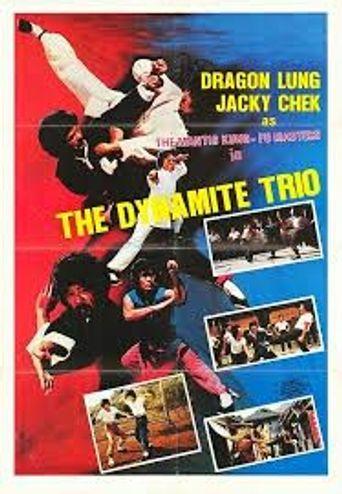 The Dynamite Trio Poster