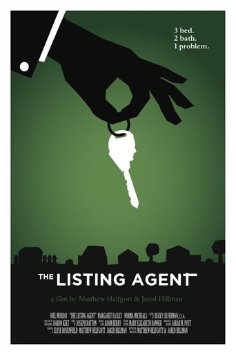 The Listing Agent Poster