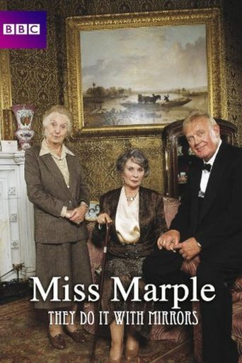 Agatha Christie's Miss Marple: They Do It with Mirrors Poster