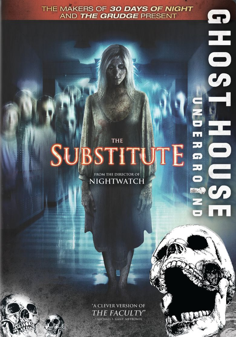 The Substitute Poster