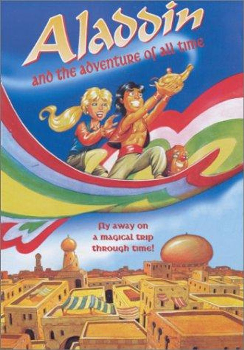 Aladdin and the Adventure of All Time Poster