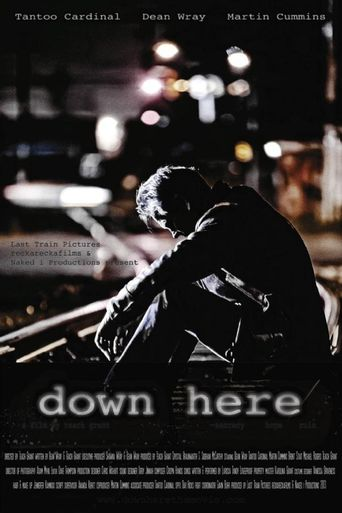 Down Here Poster