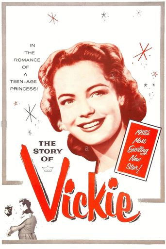 The Story of Vickie Poster